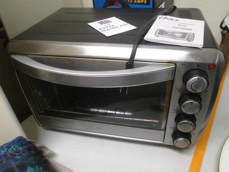 Lot # 217 - Oster Toaster Oven (main image)