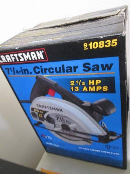 Lot # 218 - Circular Saw (main image)