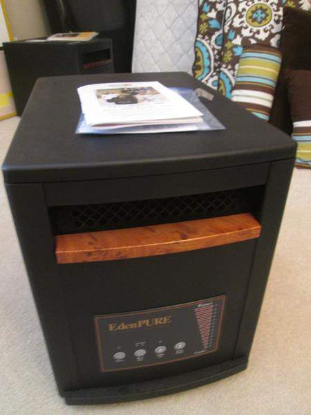 Lot # 15 - EdenPURE Heater #1000, Gen 3 (main image)