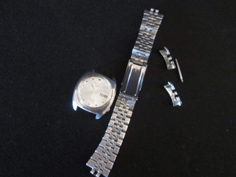 Lot # 44 - Men's Seiko Watch, 21 Jewels (main image)