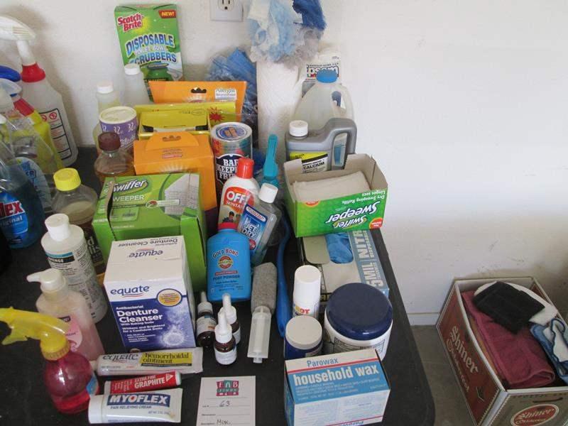 Lot # 63 - More Chemicals!!! (main image)