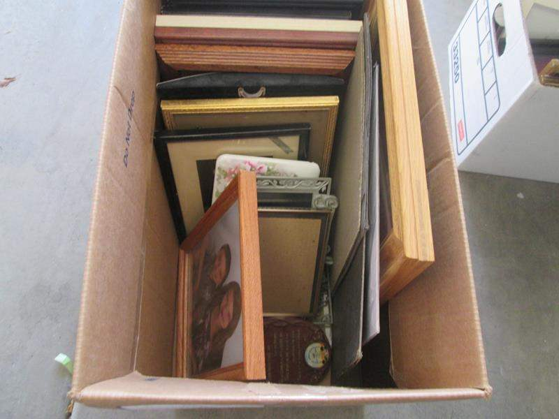 Lot # 129 - Picture Frames  (main image)