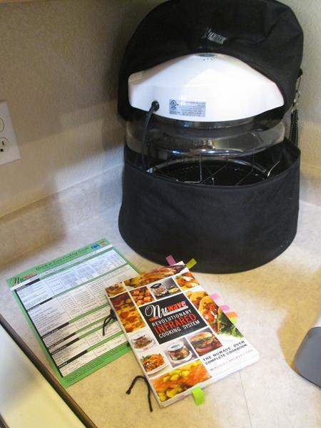 Lot # 101 - Nuwave Infrared Cooking System (main image)