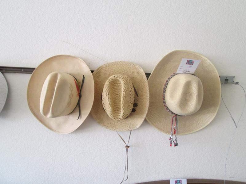 Lot # 151 - 3-Hats (main image)