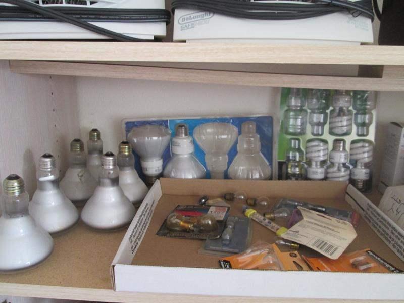 Lot # 153 - Assorted Light Bulbs (main image)