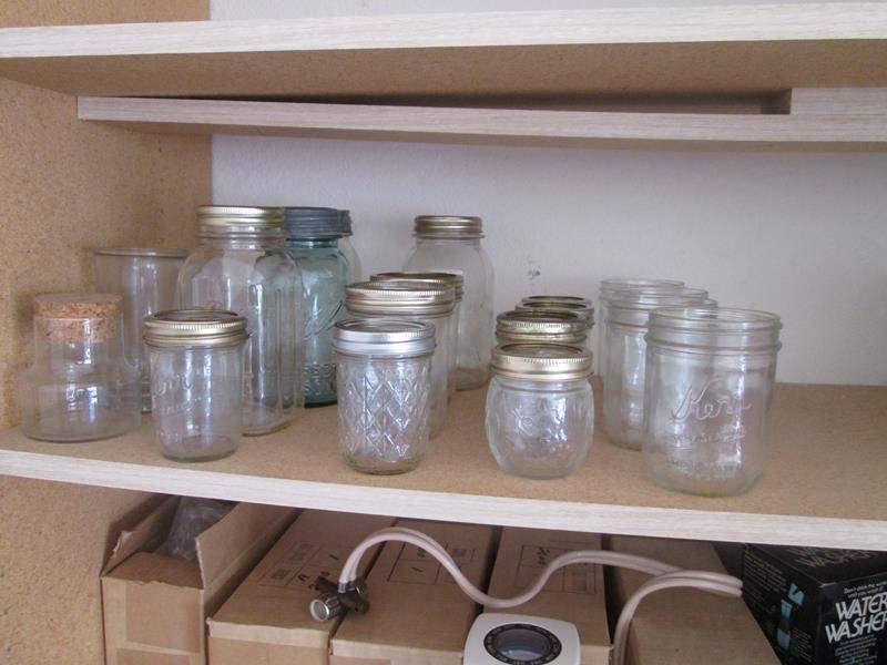 Lot # 156 - Storage Jars (main image)