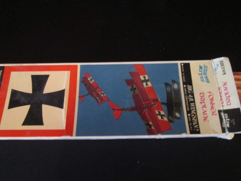 Lot # 181 - Fokker Model Airplane (main image)