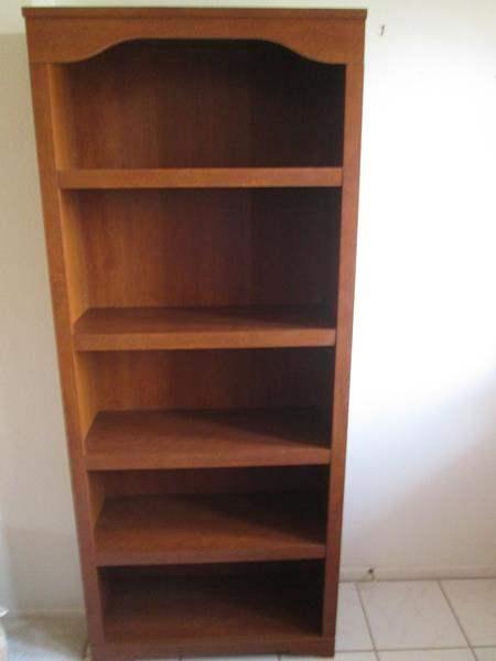 Lot # 119 - Bookshelf (main image)