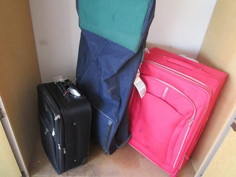 Lot # 66 - Luggage + Golf Bag (main image)