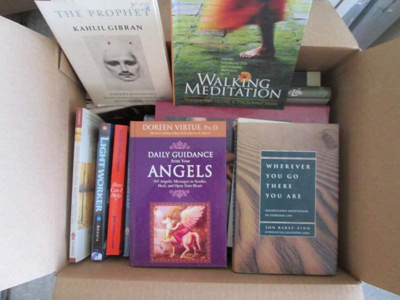 Lot # 127 - Box of Books (main image)