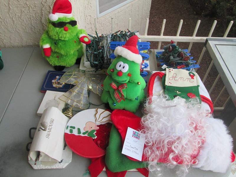 Lot # 135 - Holiday Fun, Decor & Lights (main image)
