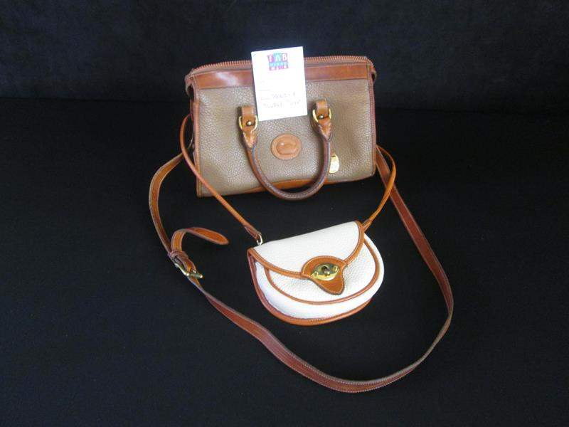 Lot # 231 - 2-Dooney & Bourke Purses (main image)