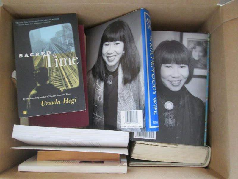 Lot # 129 -  Box of Books (main image)