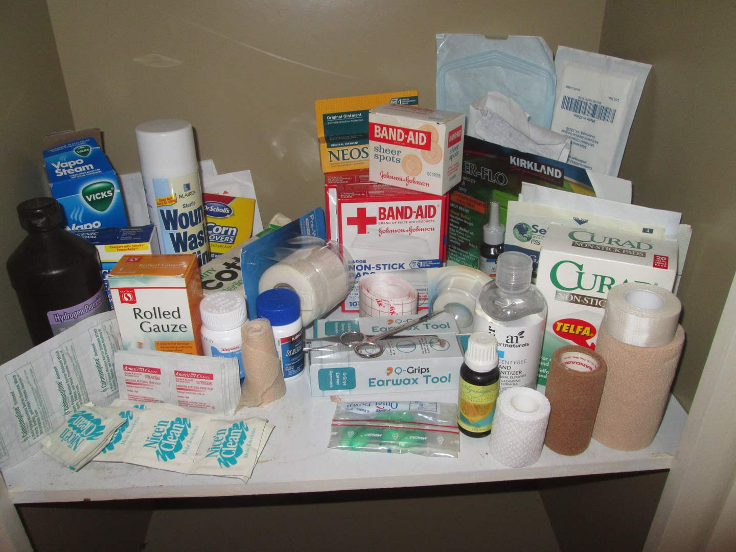 Lot # 19 - First Aid Supplies (main image)