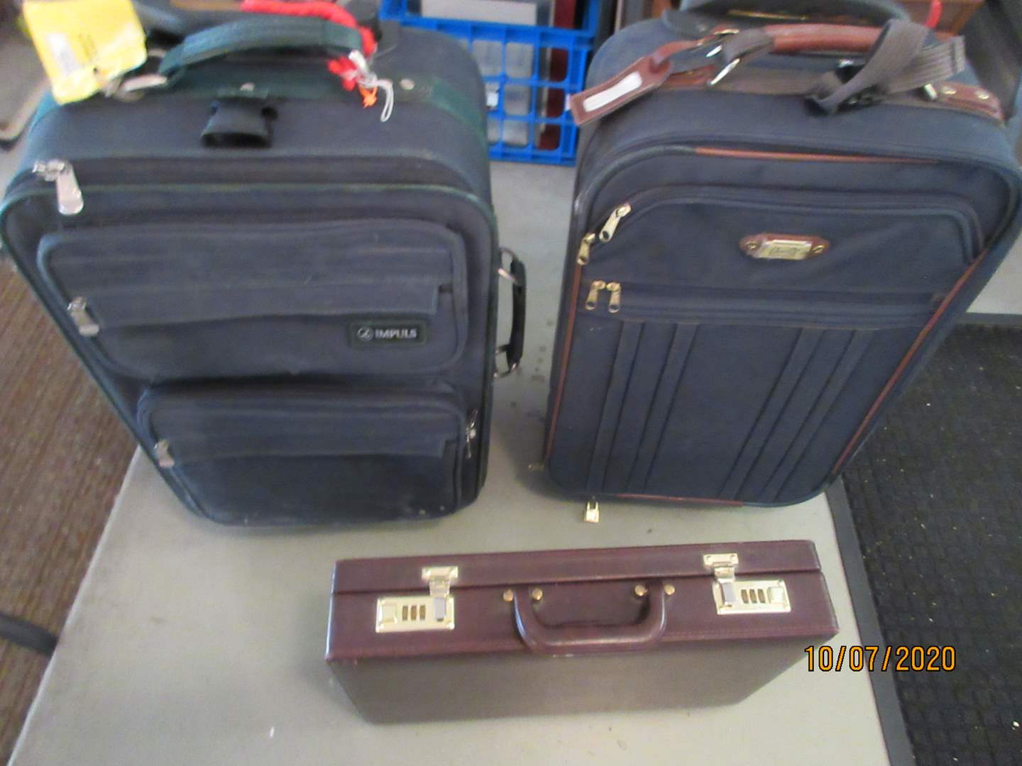 Lot # 93 - Luggage & Briefcase (main image)