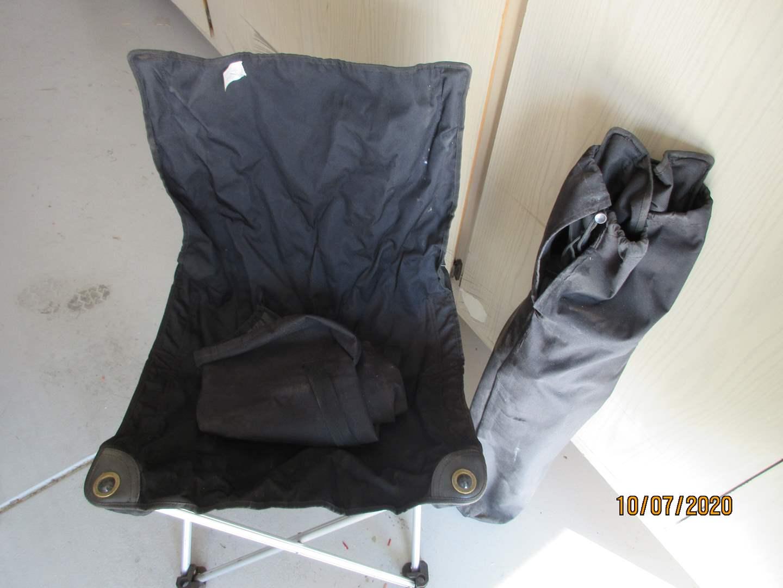 Lot # 131 - 2-Folding Chairs (main image)