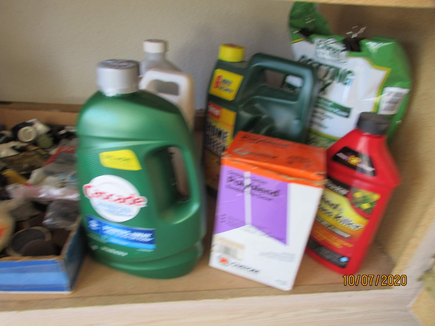 Lot # 151 - Hardware, Plumbing & Electrical Items + Chemicals (main image)