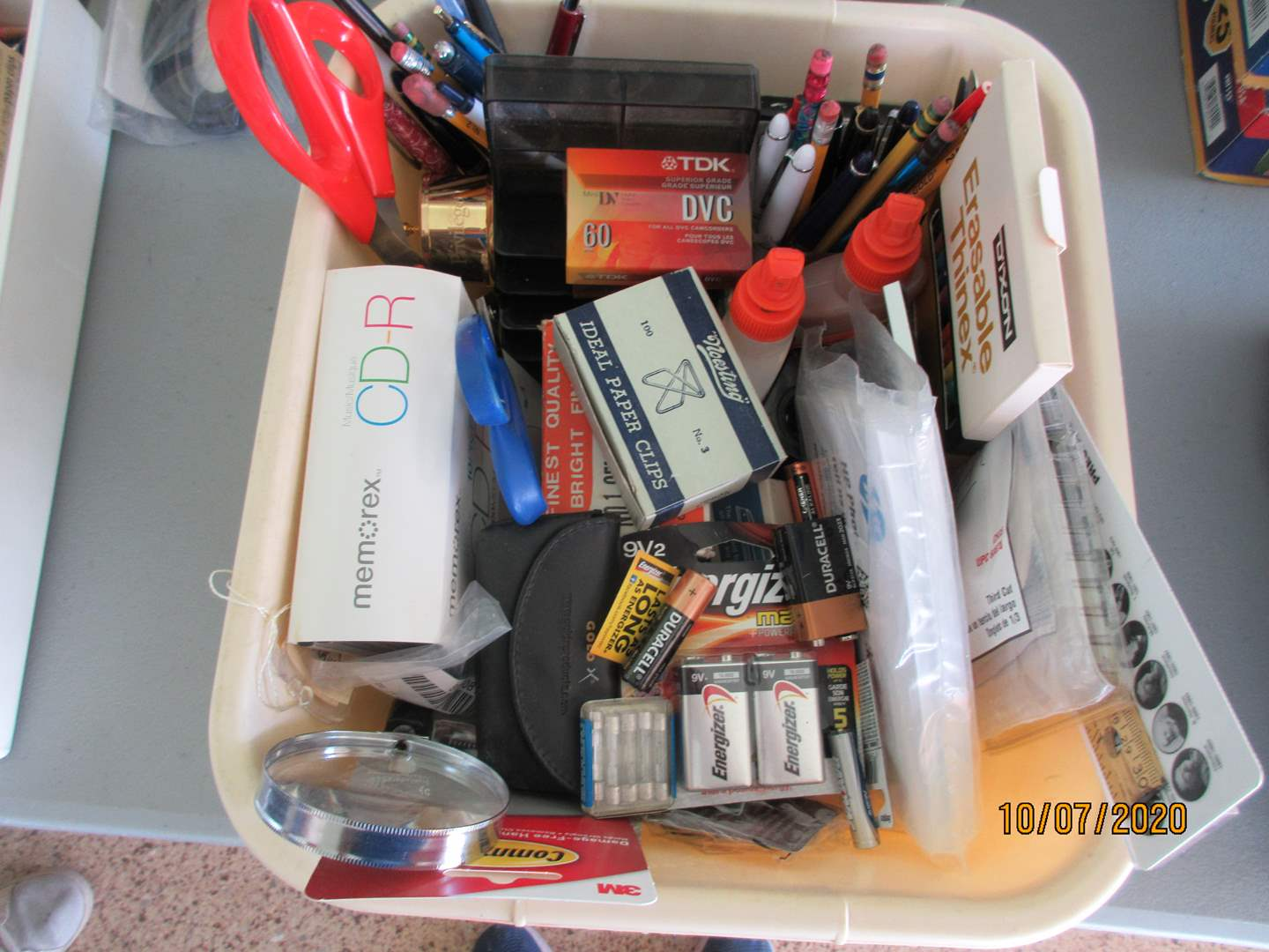 Lot # 178 - Miscellaneous Office Supplies (main image)