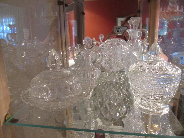 Lot # 209 - Variety of Crystal & Glassware (main image)