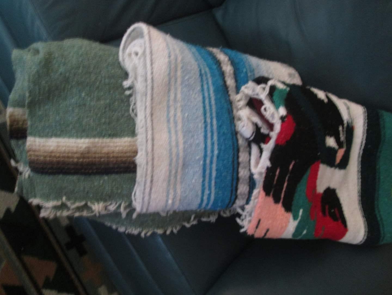 Lot # 239 - 3-Blankets (main image)