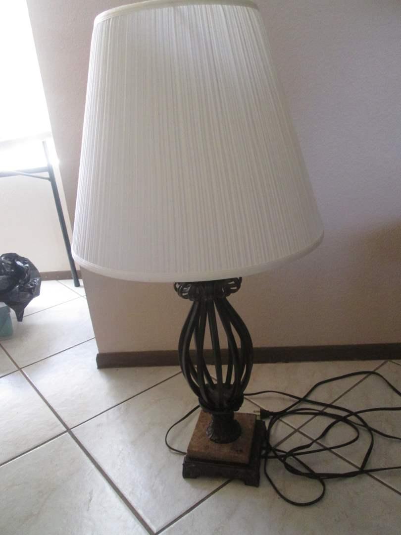 Lot # 243 - Table Lamp (main image)