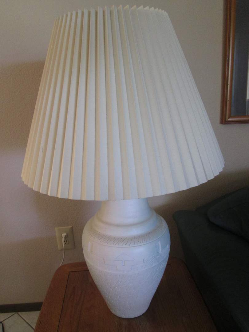 Lot # 248 - Pair of Table Lamps (main image)