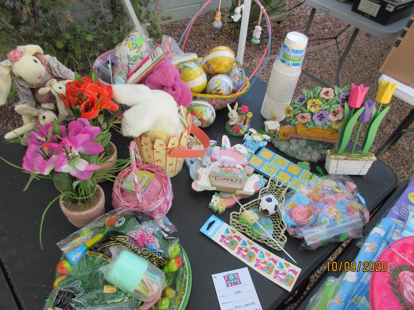 Lot # 316 - Ready-Made Easter Party (main image)
