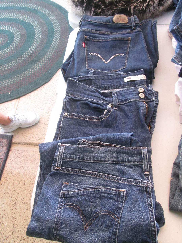 Lot # 277 - 3-Pair Levis & Jeans (14/14M) (main image)