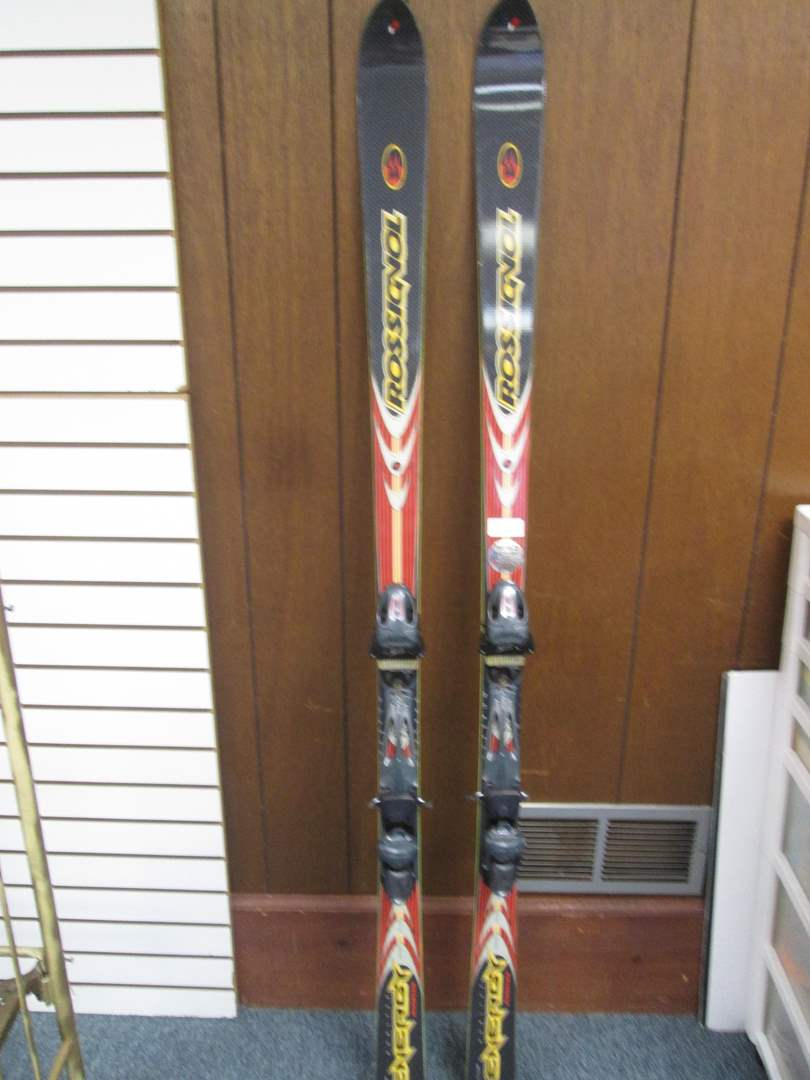 Lot # 4 - Skis by Rossignol #177, Dualtec Energy, Made France (main image)