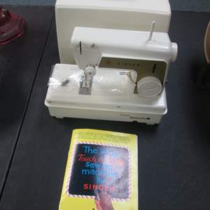"""Lot # 26 - """"The Little Touch & Sew"""" Singer Machine, Not Electric!"""