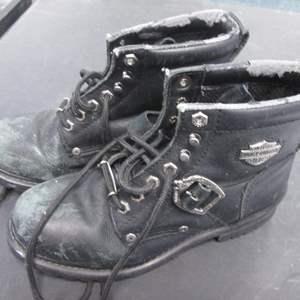 Lot # 55 - Harley Davidson Motorcycle Boots