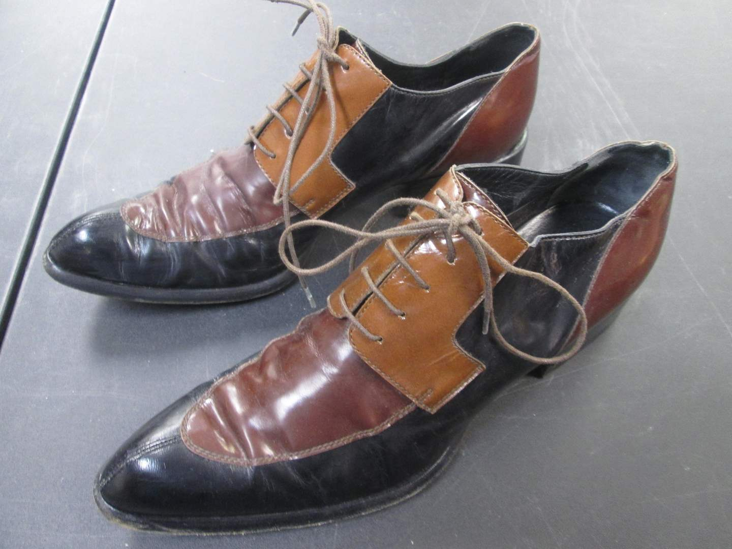 Lot # 58 - Moschino Shoes, Made Italy, Size 38 (main image)