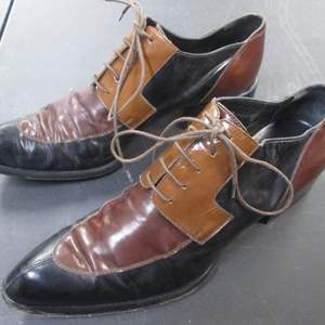 Lot # 58 - Moschino Shoes, Made Italy, Size 38