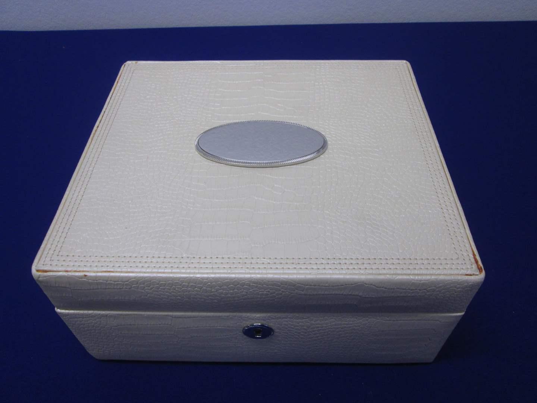 Lot # 67 - NEW Jewelry Box (main image)