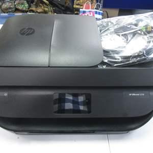 Lot # 75 - Multi-Function HP OfficeJet Printer #5258, Works!