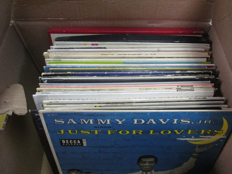 Lot # 76 - Variety of Vinyls (main image)