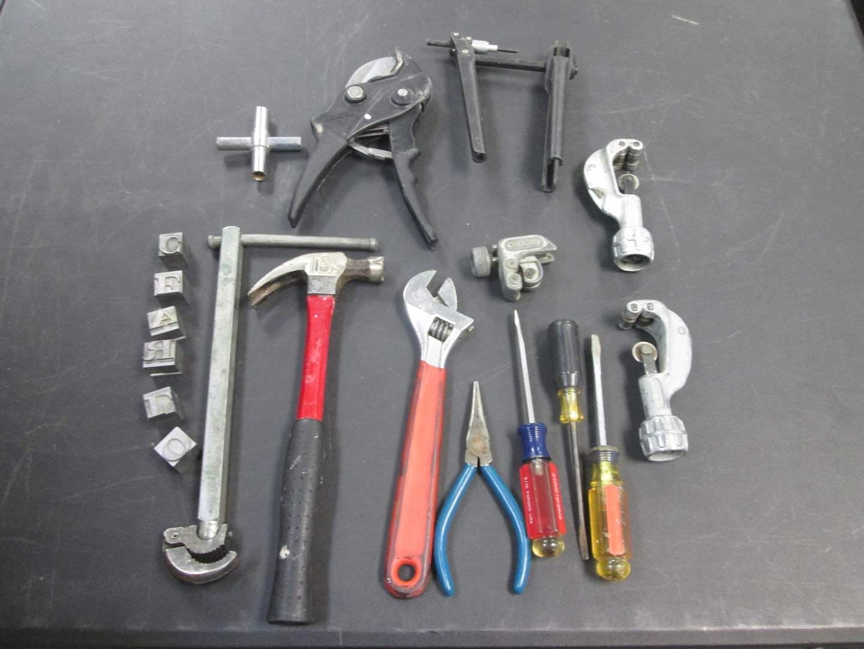 Lot # 101 - Miscellaneous Tools (main image)