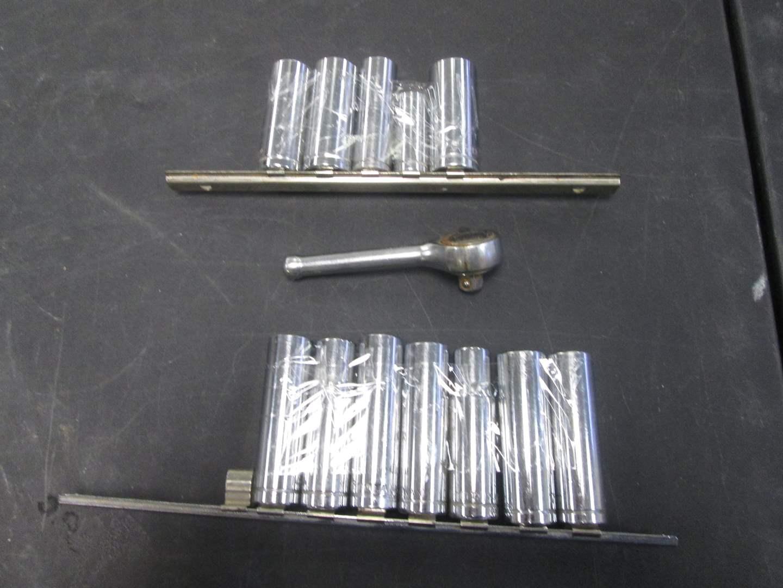 Lot # 103 - Miscellaneous Sockets, 18mm-10mm (main image)