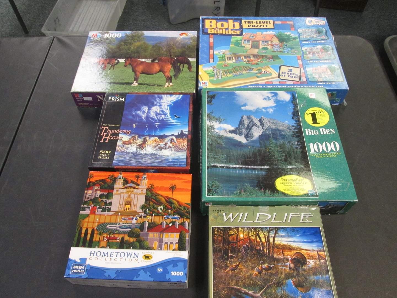 Lot # 105 - 6-Puzzles (main image)