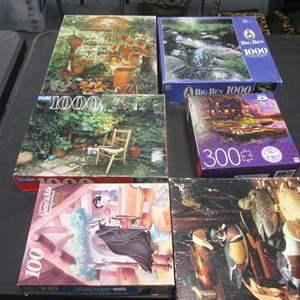 Lot # 106 - 6-Puzzles