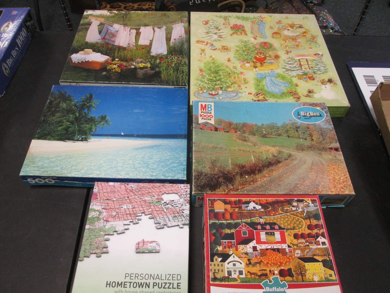 Lot # 107 - 6-Puzzles (main image)