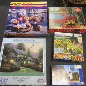 Lot # 108 - 5-Puzzles