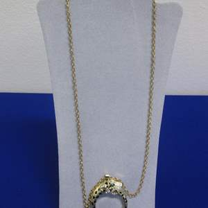 Lot # 140 - Costume Jewelry Magnifying Necklace