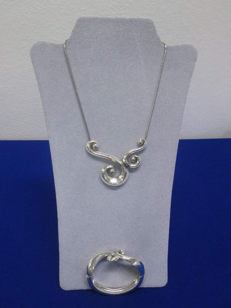 Lot # 158 - Brighton Necklace and Bracelet (main image)