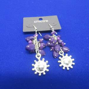 Lot # 160 - Chico's Earrings