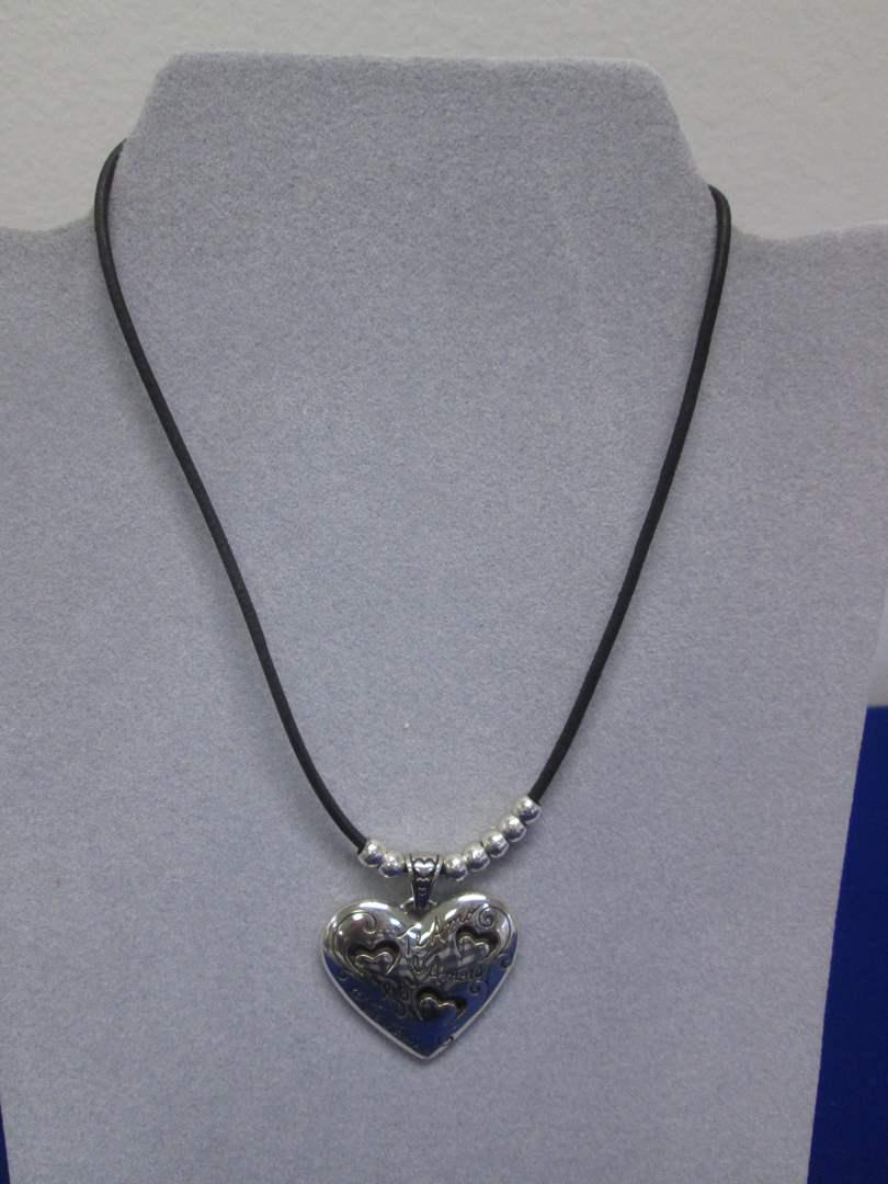 Lot # 161 - Brighton Heart Necklace (main image)