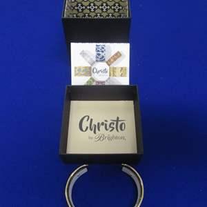 Lot # 164 - Brighton Cristo Cuff Bracelet