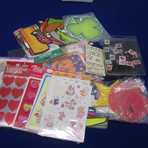 Lot # 165 - Card Making Stamps