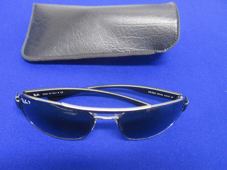 Lot # 166 - Ray Ban P - Polarized Sunglasses (main image)