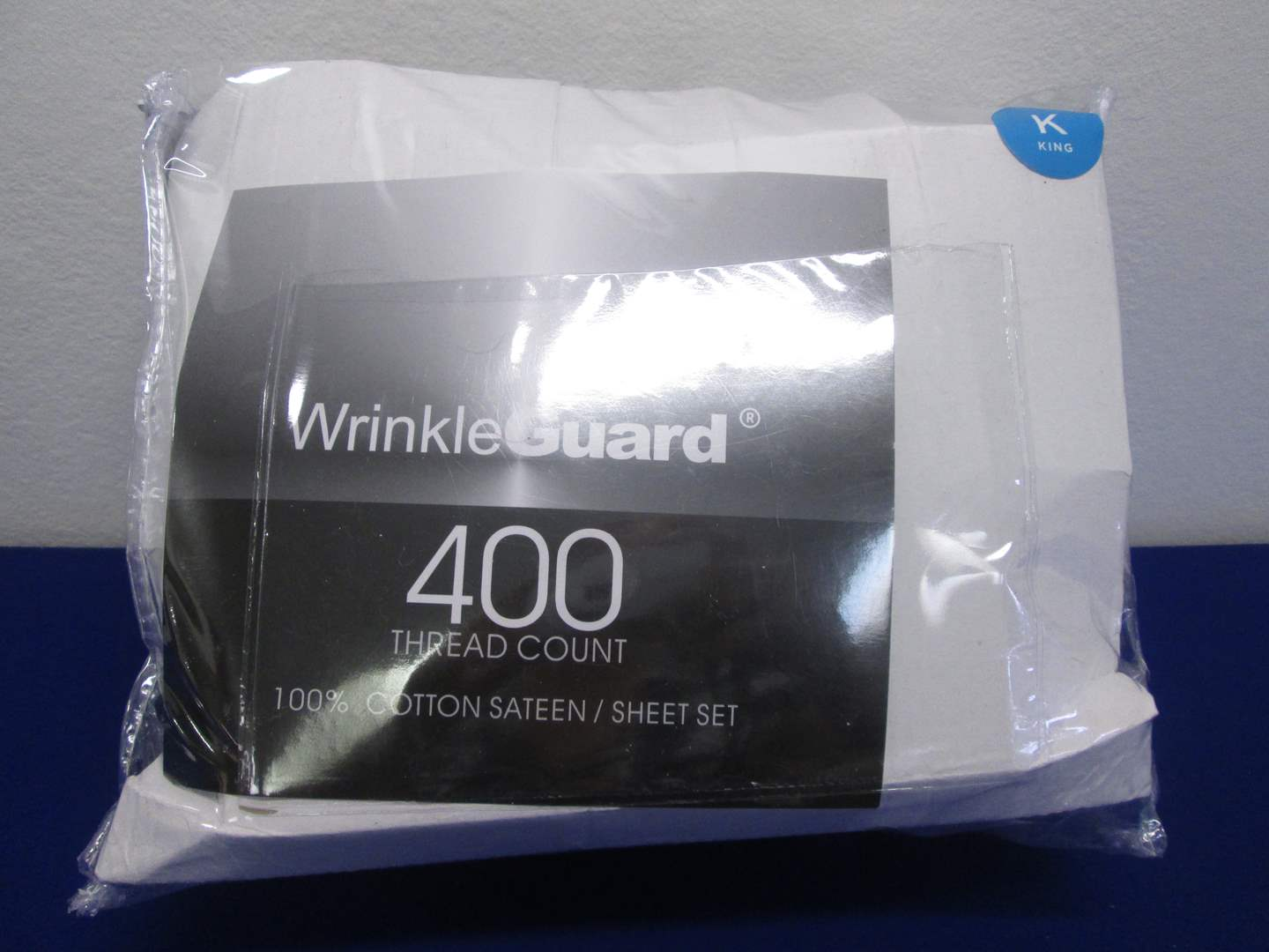 Lot # 168 - King Sheet Set New Opened Package (main image)